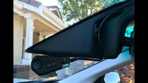 street guardian dash cam install     ford