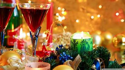 Celebration Eve Happy Wallpapers Christmas Party Wallpoper