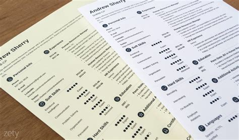 What Type Of Paper For Resume by Resume Paper What Type Of Paper Is Best For A Resume 12