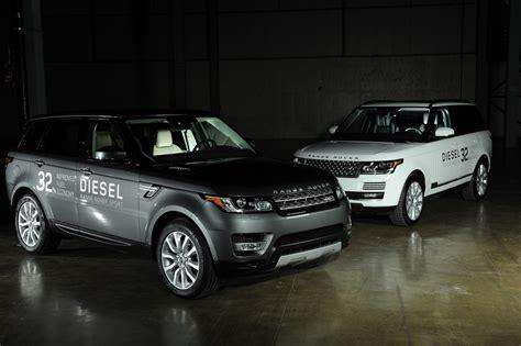 2016 Land Rover Range Rover And Range Rover Sport Diesel