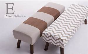 sofa stools bed sofa menzilperdenet With how to cover wood furniture with fabric