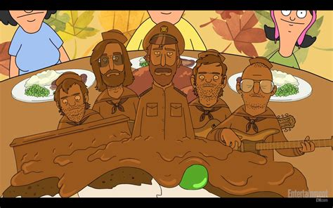 Gravy Boat Bob S Burgers by Afternoon Animation The National Gets Animated And Sing