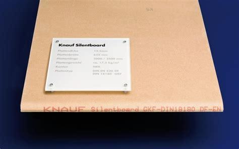 knauf silentboard preis preis knauf silentboard mischungsverh 228 ltnis zement