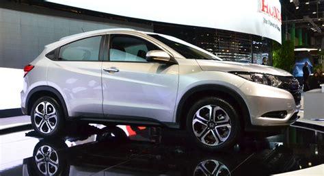 Honda Presentó El Hr-v Y Los Nuevos Fit, City, Cr-v Y