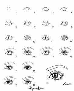 How To Draw Eyes In 2020
