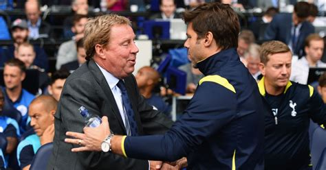 Harry Redknapp Thinks Spurs Made a Big Mistake Selling ...