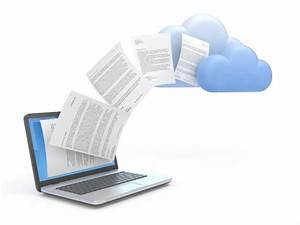Cloud based template management helps keep business for Cloud backup documents