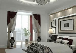 Moderne Gardinen Wohnzimmer : schlafzimmer fensterdeko moderne gardinen schlafzimmer deko ideen pinterest fensterdeko ~ Sanjose-hotels-ca.com Haus und Dekorationen