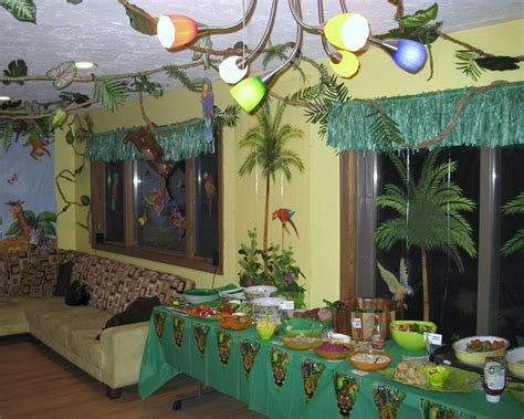 Safari Decorations Party City  Baby Shower Ideas Safari