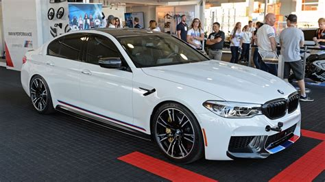 Bmw 2020 Bmw M5 Spotted With Exterior Changes  2020 Bmw