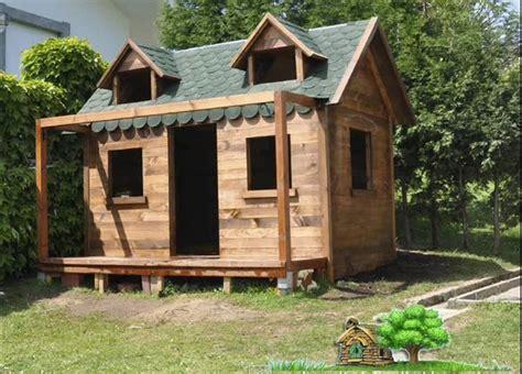 como hacer casita madera facilisimocom