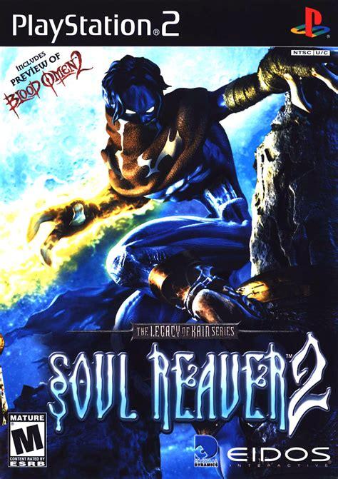 Legacy Of Kain Soul Reaver 2 Details Launchbox Games