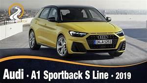 Audi A1 Sportback S Line 2019