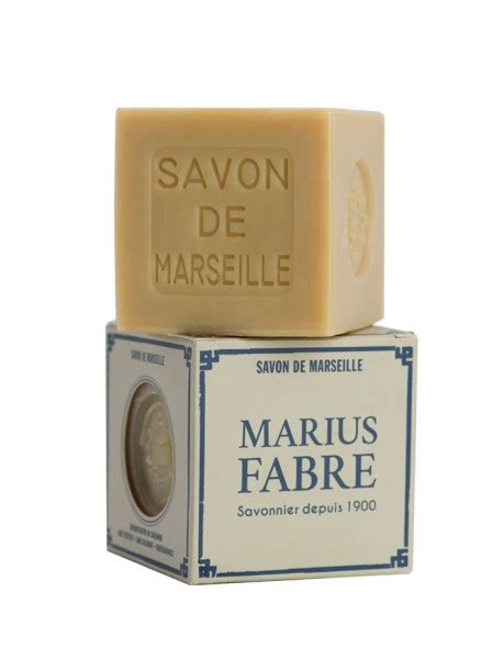 savon de marseille pour le linge savon de marseille pour le linge 400g savonnerie marius fabre