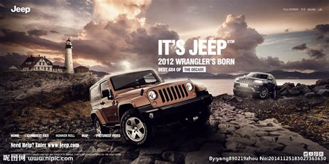 jeep bannernipiccom