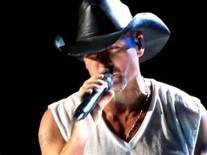 Tim McGraw in Toronto end of Southern Voice tour - YouTube