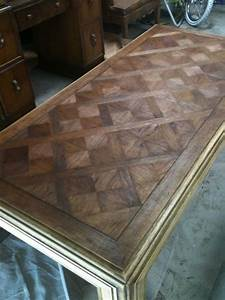 10 best parquet table top images on pinterest dining With parquet reclaimed wood rectangular coffee table