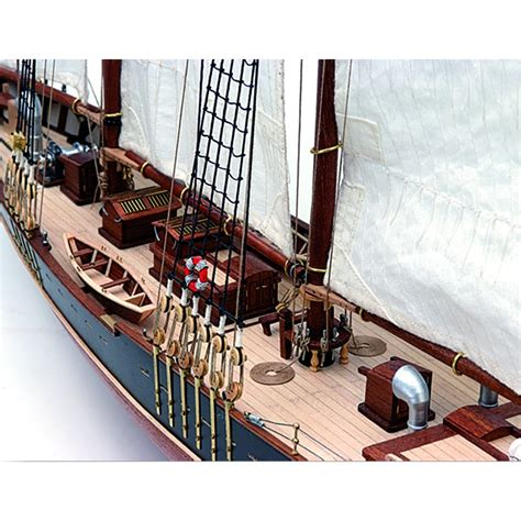 Boat Model Kits Canada by Bluenose Ii Schooner Wooden Model Canadian Ship For