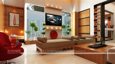 traditional 1 duplex wall 3d interior design rendering services bungalow home