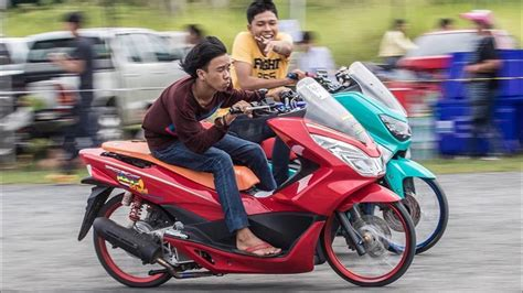Thailook Style Pcx With Music Remix