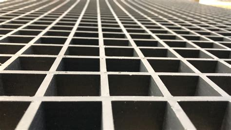 china customized standard concave surface frp grating