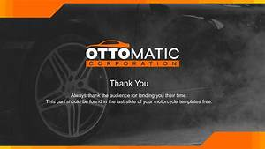 Automotive Company Premium Powerpoint Template
