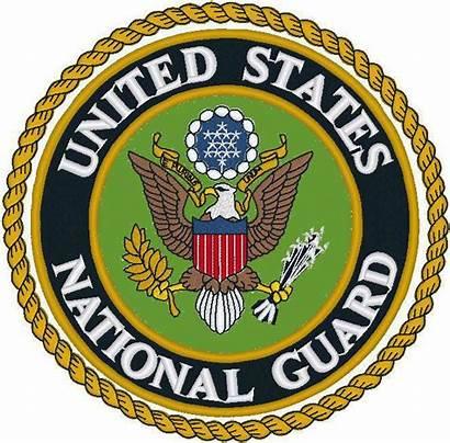 Guard National Army Branches Emblem Military Logos