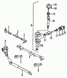 Oem 1991 Isuzu Amigo Power Steering Parts And Components