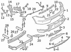 2017 Porsche Macan Expansion Rivet  Spoilers  Wgts