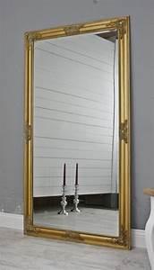 Barock Spiegel Gold Antik : spiegel gold 132cm barock holz ~ Bigdaddyawards.com Haus und Dekorationen
