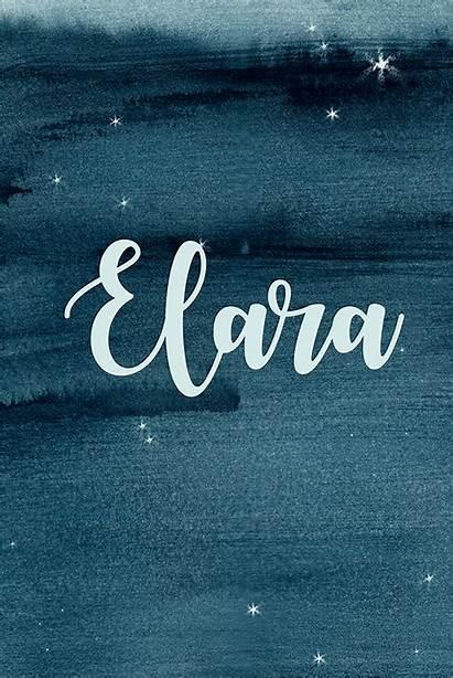 Elara Names Celestial Livingly Meaning Moon Start