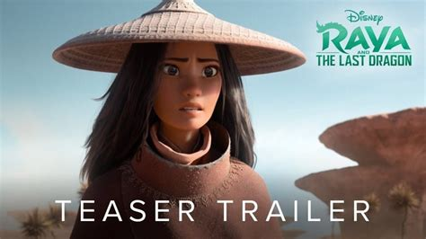 Disney Releases First Trailer for Raya and the Last Dragon