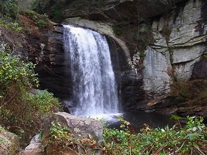 Pisgah Forest National Falls Glass Looking
