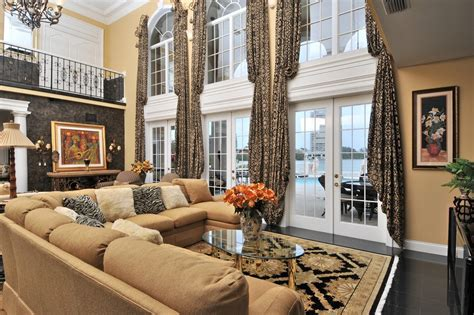 Decorating Ideas For Large Living Rooms