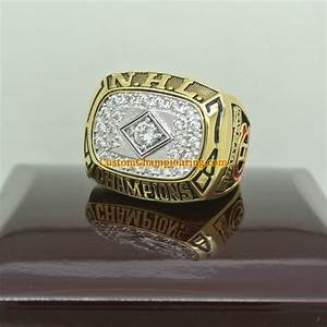 1978 Montreal Canadiens Stanley Cup Championship Ring