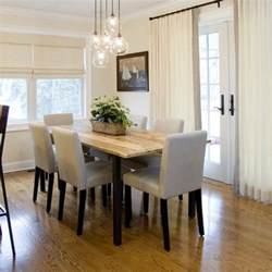 Lighting Dining Room Table by Best 25 Dining Room Light Fixtures Ideas On Pinterest