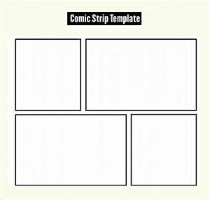 comic strip template 6 download free documents in pdf With comic strip bubble template