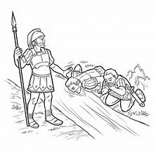 hd wallpapers coloring pages gideon bible story - Gideon Bible Story Coloring Pages