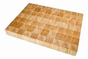 Ash End Grain Cutting Board - Tom's Shop