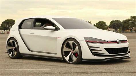 la auto show volkswagen gti design vision concept car