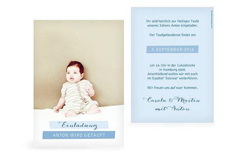 einladungskarten zur taufe taufeinladungen gestalten