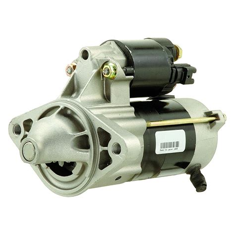 Toyota Starter by Remy 174 Toyota Tercel 1997 Remanufactured Starter