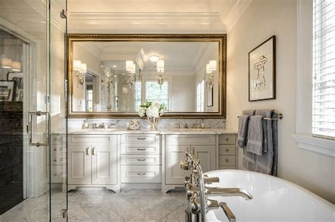 large bathroom mirrors ideas how to decorate a large bathroom mirror 5 guides to note home improvement day
