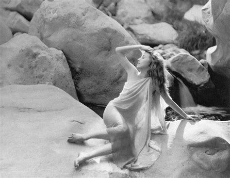 Silent Film Star Bessie Love In OldSchoolCool