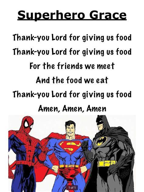easy  learn grace  prayer  meals  preschool children bible school prayers