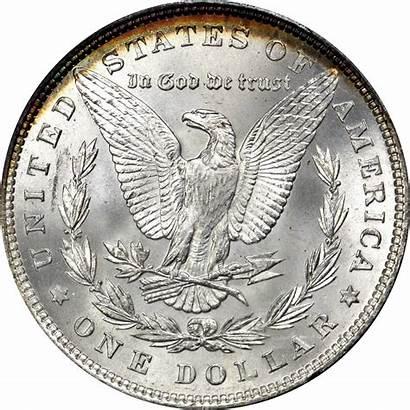 1896 Dollar Value Silver Morgan Dollars Coins