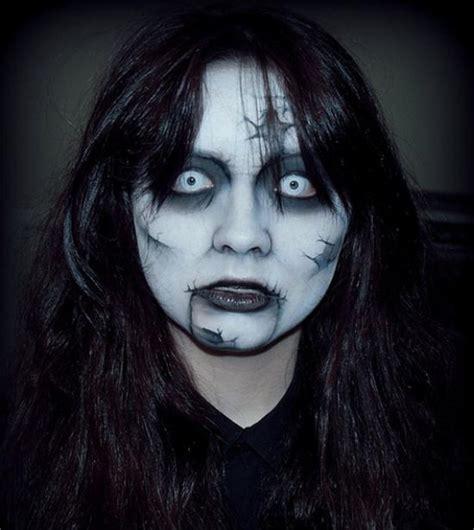 20  Of The Creepiest Halloween Makeup Ideas   The Xerxes