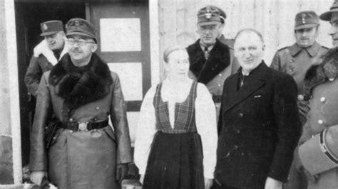 Nazi-sjefens norske rase-safari - NRK Dokumentar