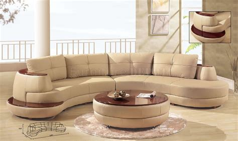 contemporary curved sectional sofa formal curved sofas beige leather modern sectional sofa