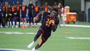 Nfl Depth Charts 2019 2019 Nfl Combine Results Wide Receivers